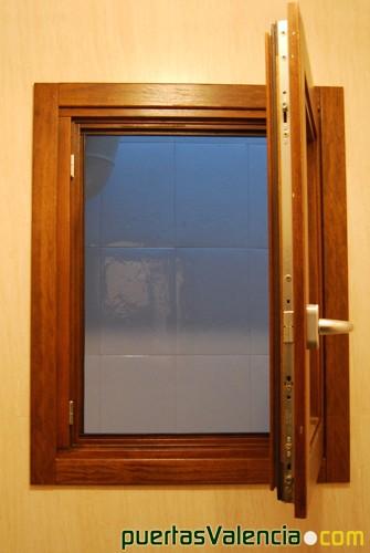 Ventanas puertas y ventanas valencia c b valera de - Puertas valera de abajo ...